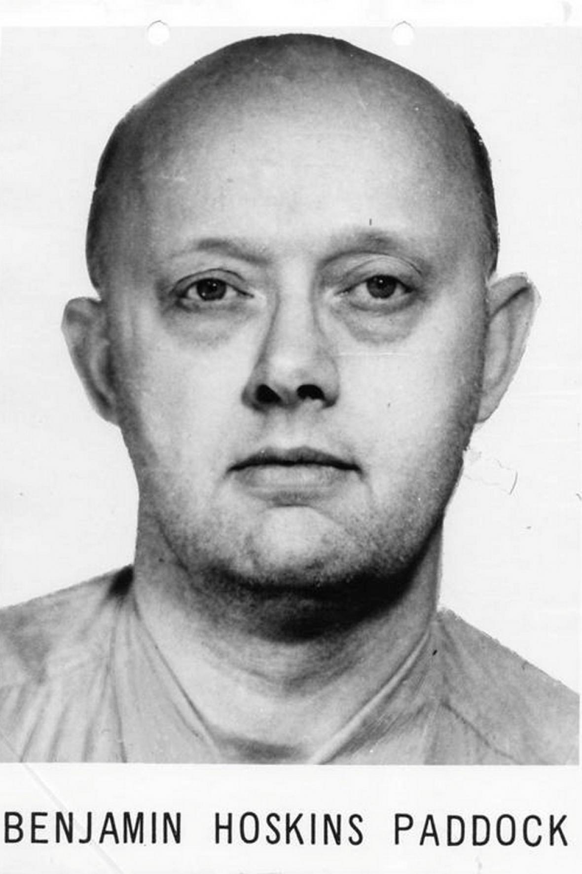Otec střelce z Las Vegas Benjamin Paddock