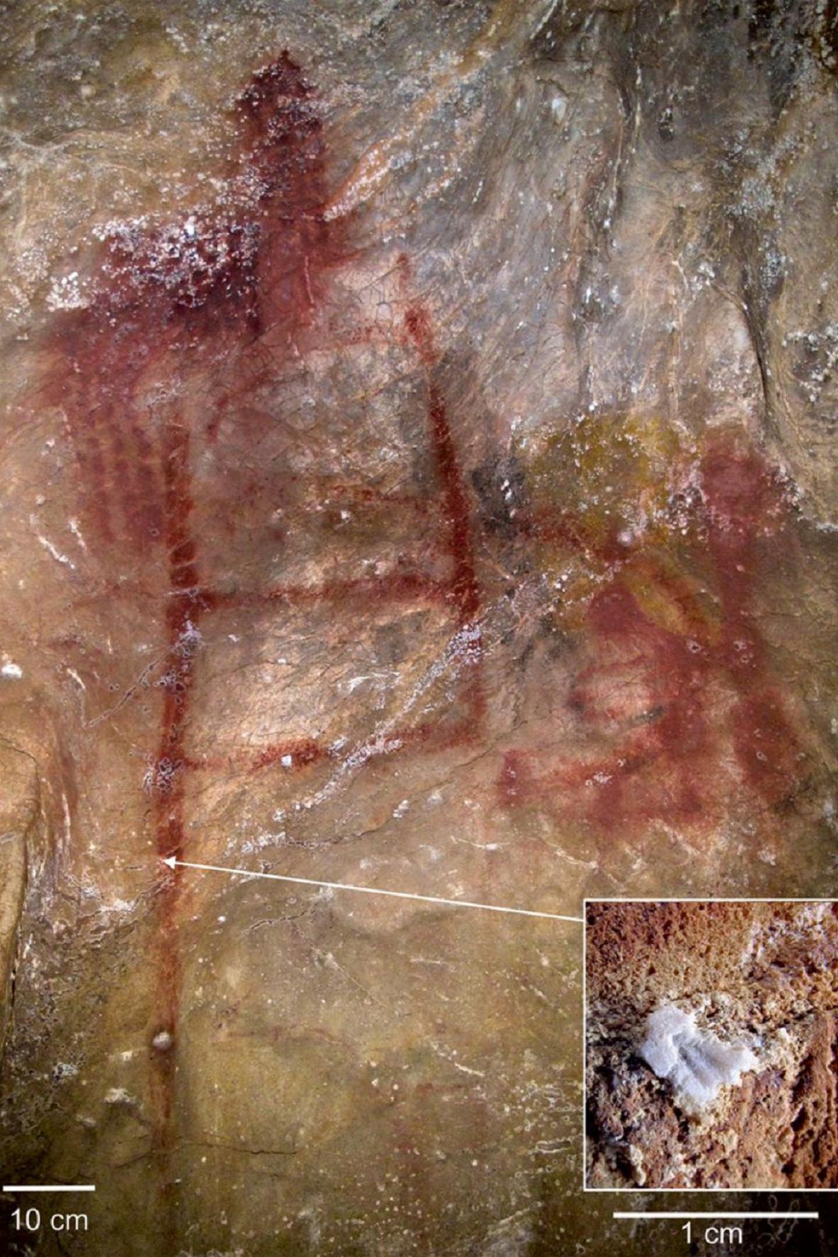 Nejstarsi Jeskynni Umeni Podle Vedcu Vytvareli Neandrtalci Kresby
