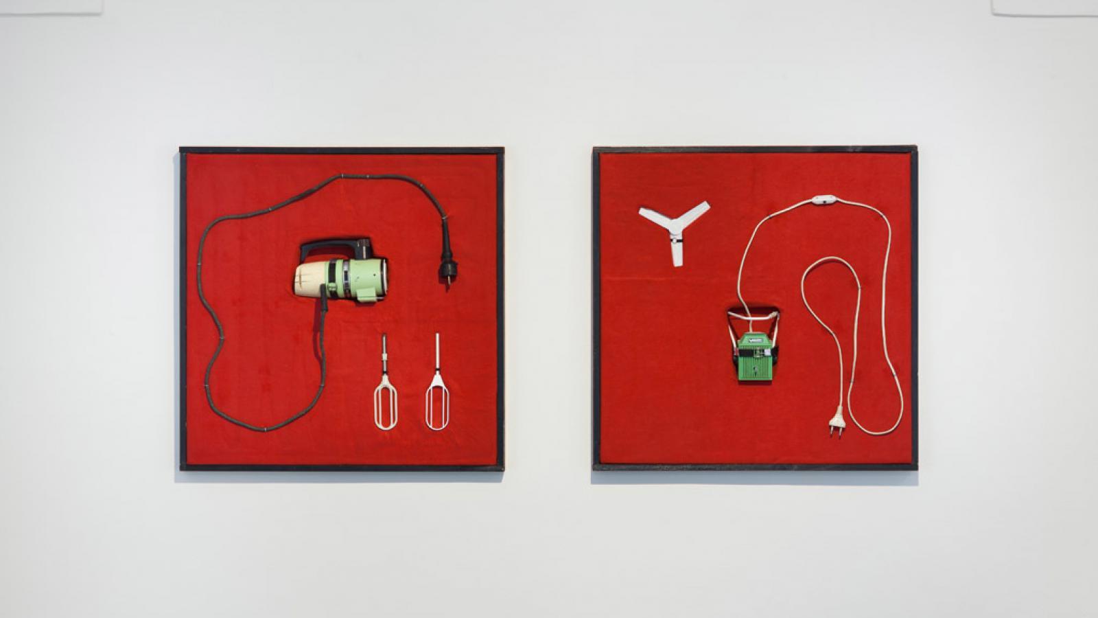 Návrat objektu a Neklid věcí v galerii Kvalitář