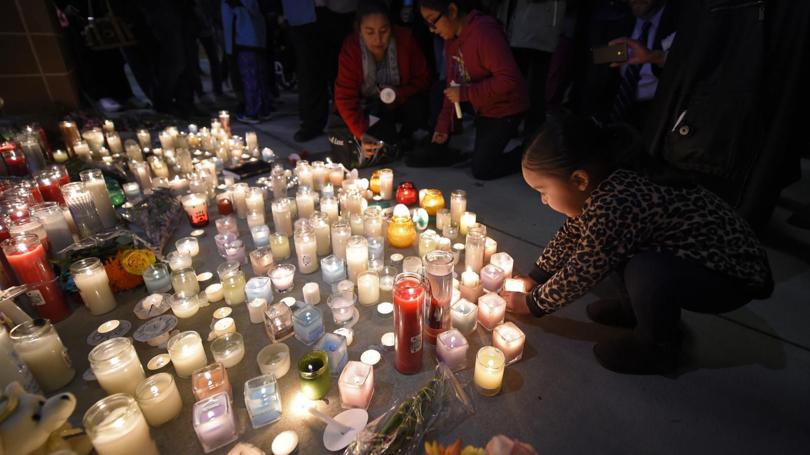 Pieta v San Bernardinu