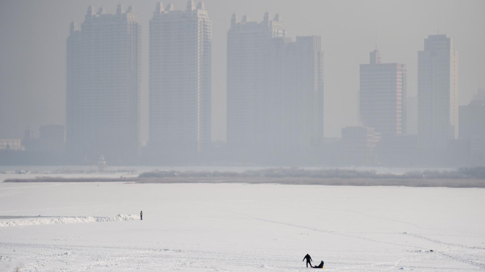 Smog v Číně