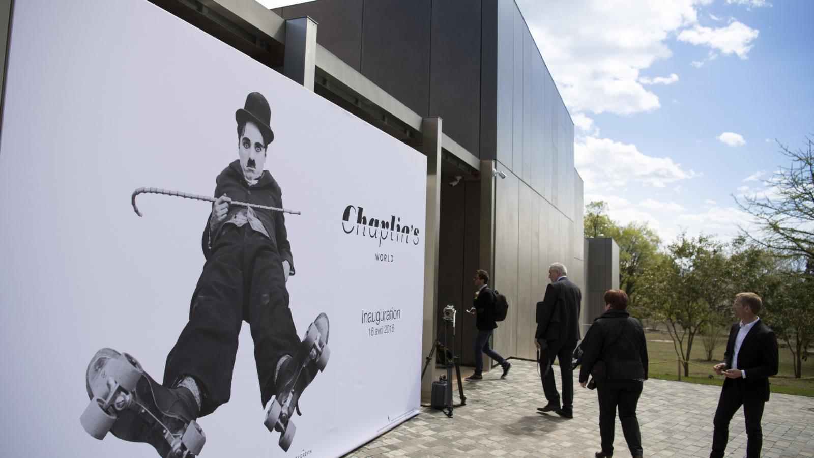 Chaplin's World ve Švýcarsku