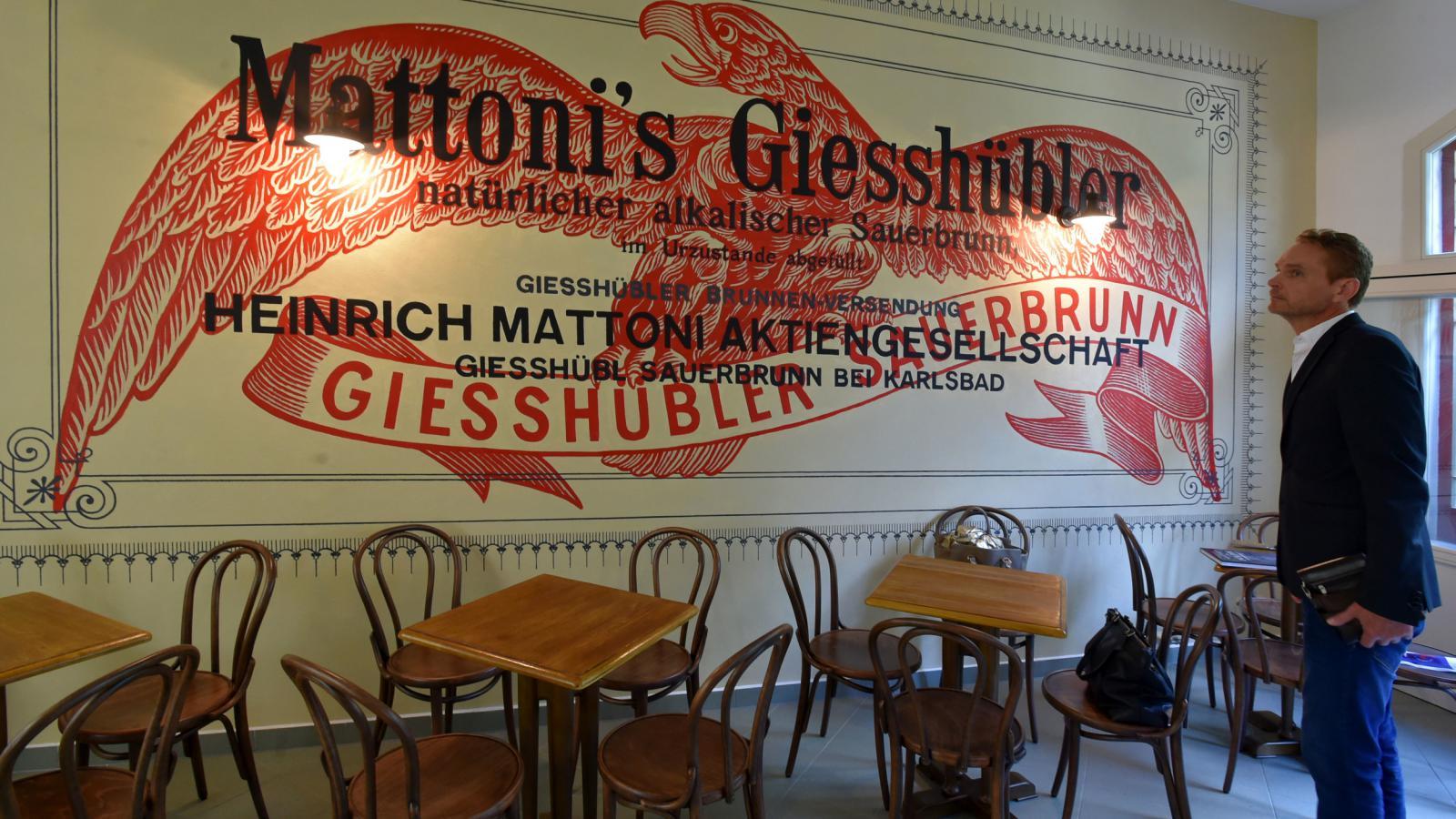 Mattoniho muzeum v Löschnerově pavilonu