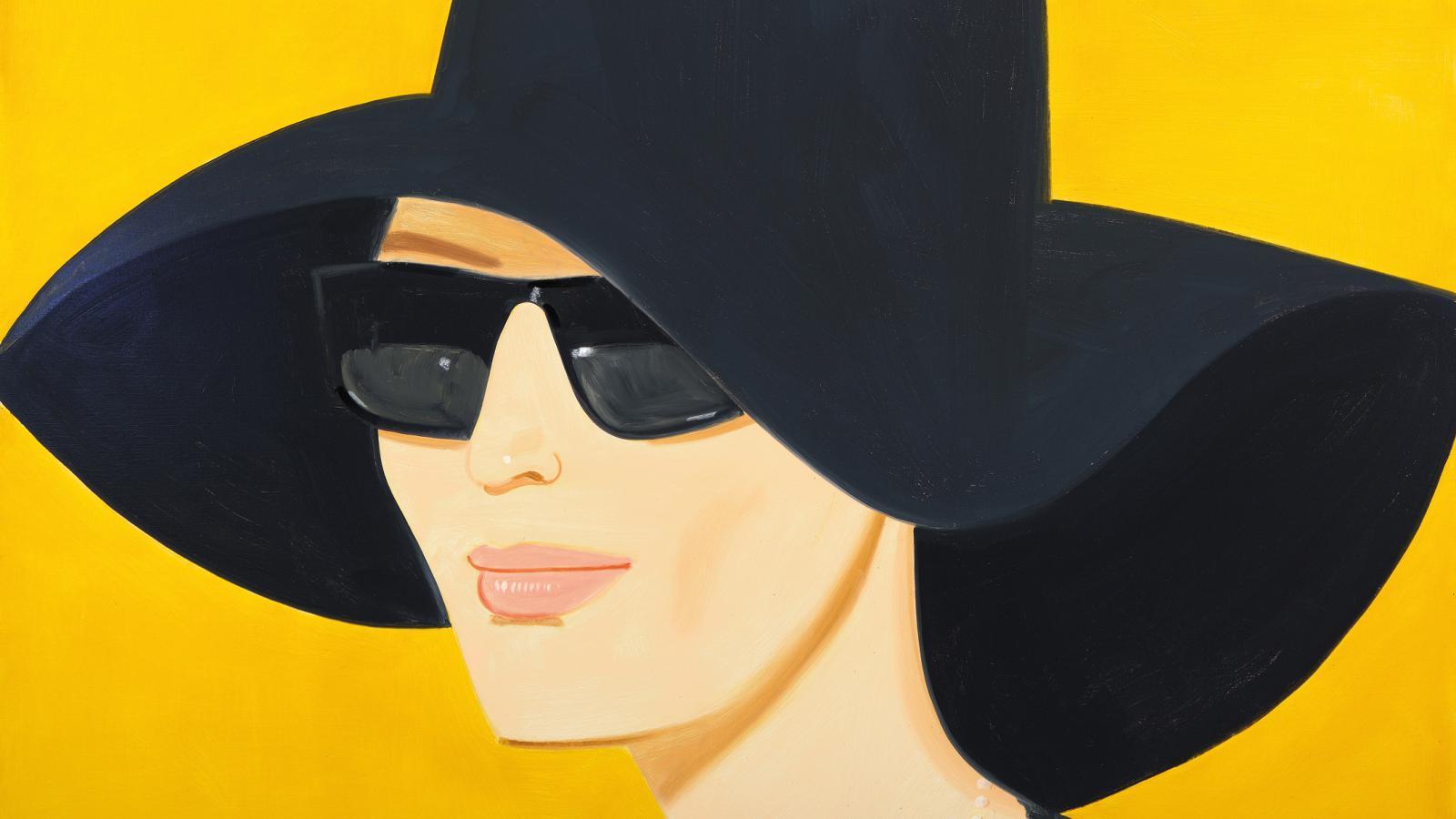 Andy Warhol / Černý klobouk 2, 2010