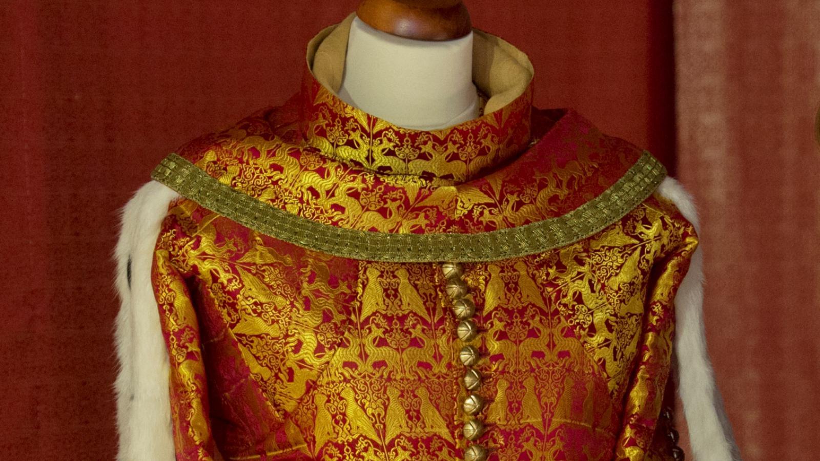 Věrné kopie slavnostních oděvů