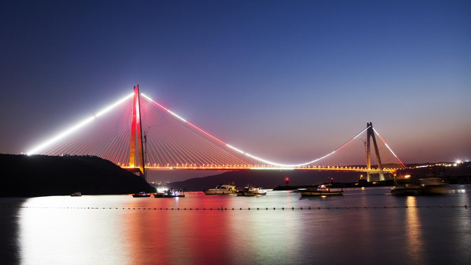 Třetí most přes Bospor