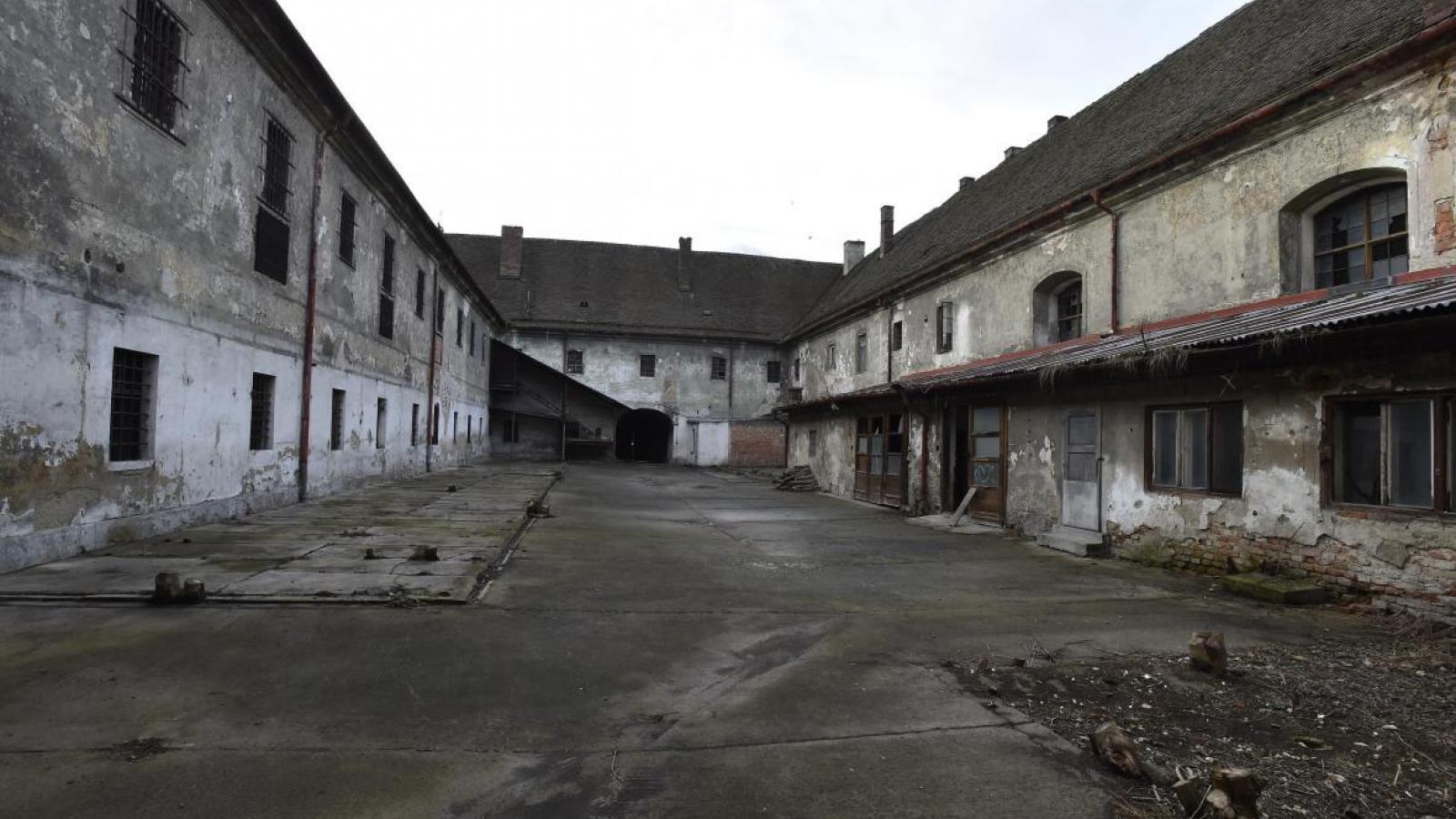 Káznice Cejl v Brně