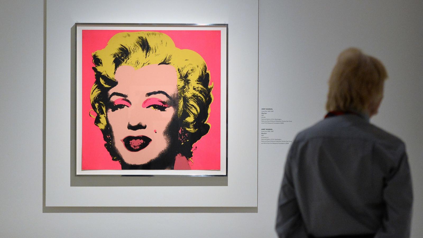 Marilyn od Andyho Warhola