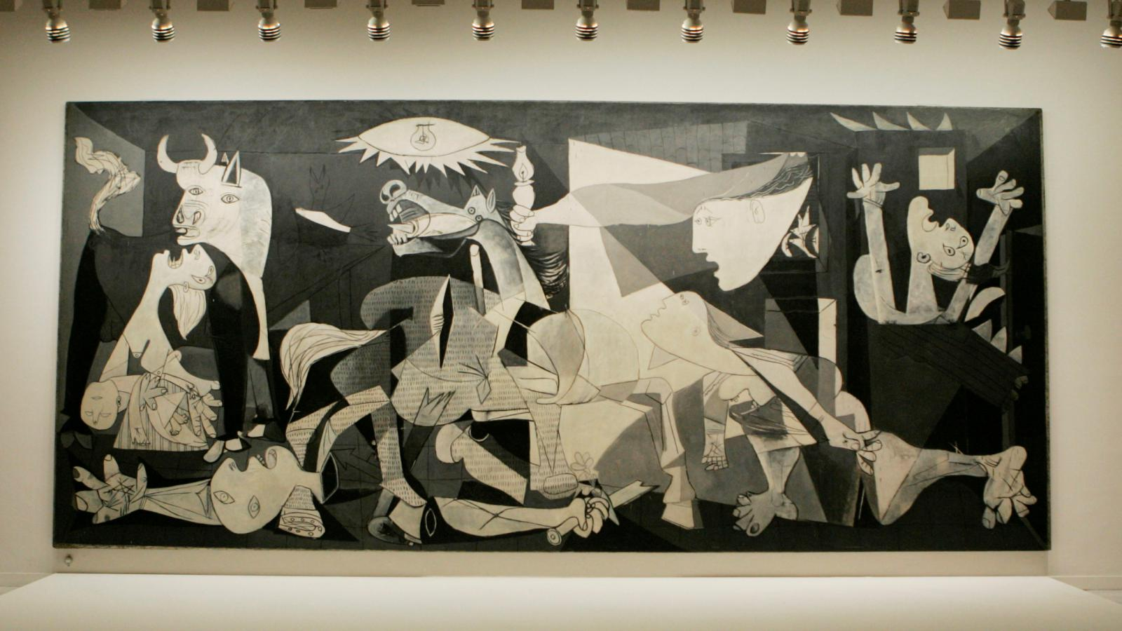 Pablo Picasso / Guernica
