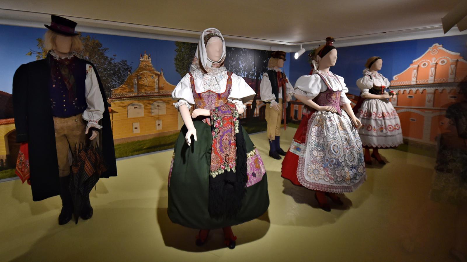 Expozice Život na Blatech a Kozácku