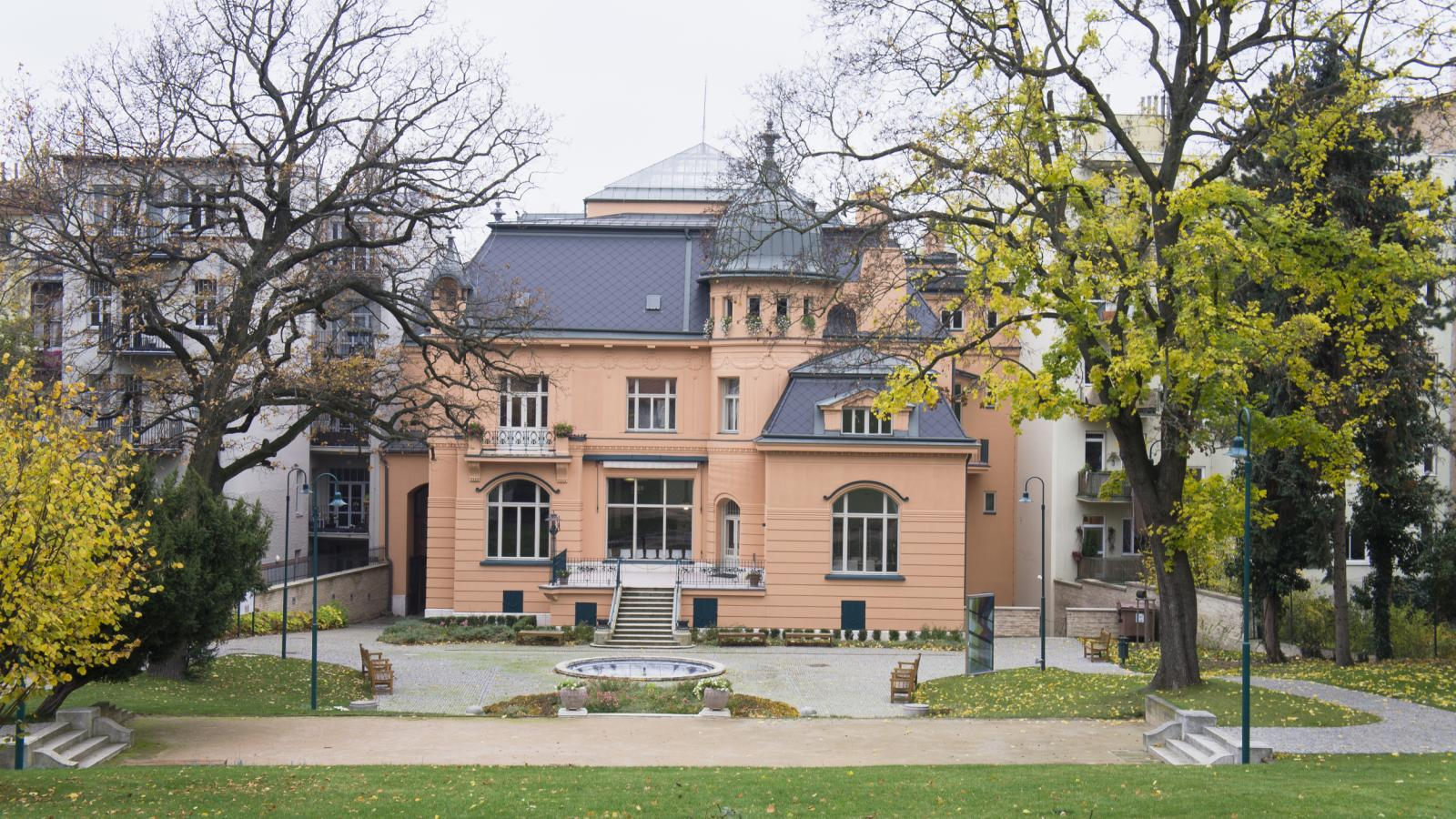 Löw-Beerova vila v Brně