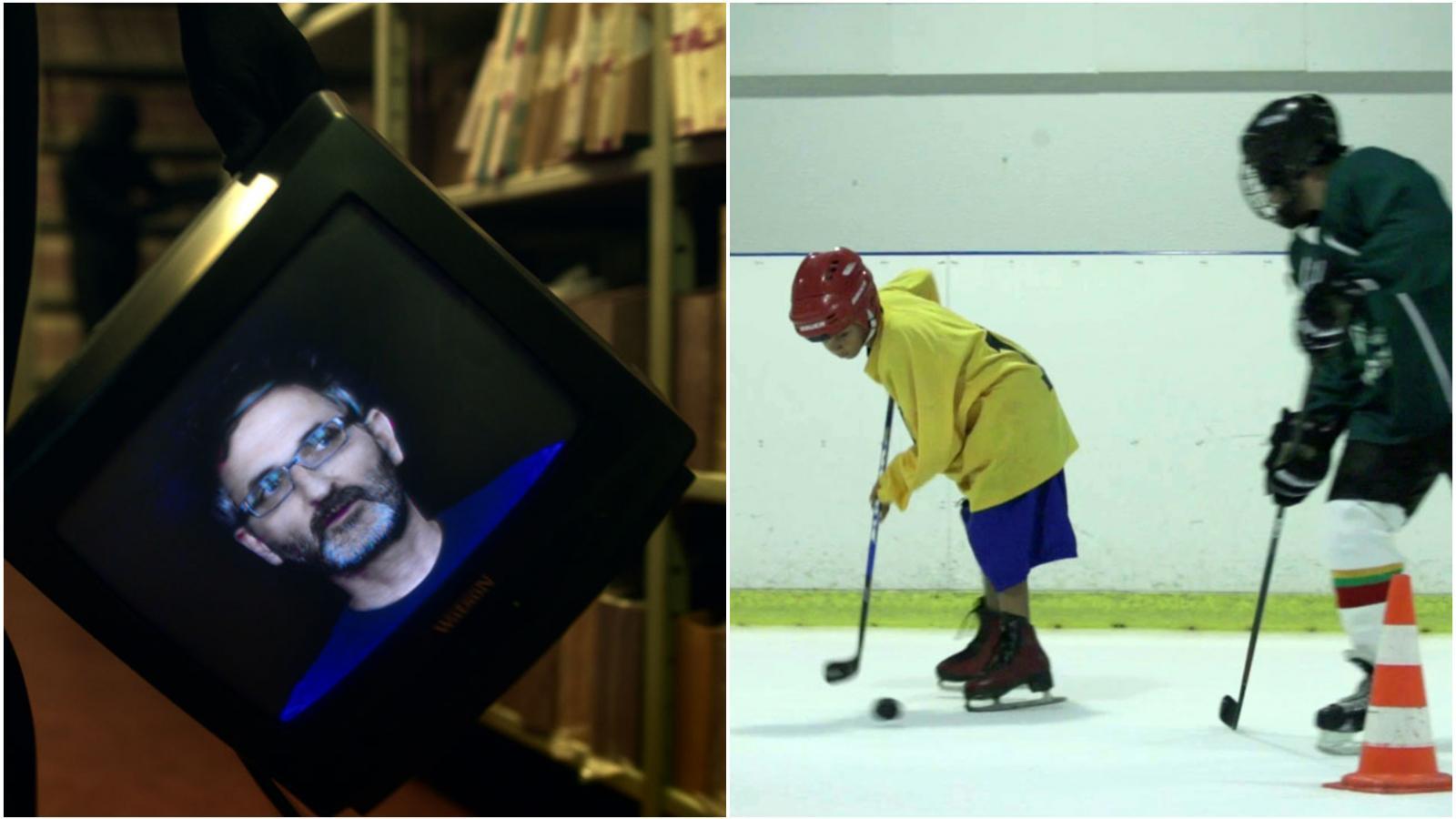 Dokumenty The Sound is Innocent a Letní hokej