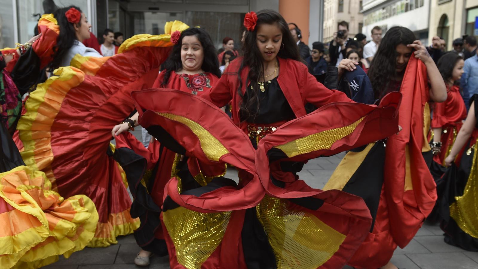 Průvod romské hrdosti 2019 v Brně