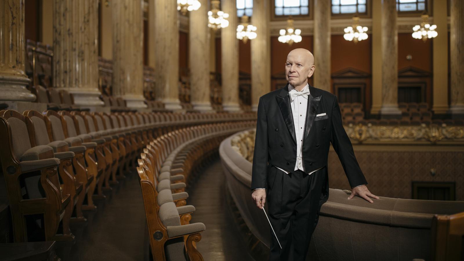 """Z dokumentu Jiří Bělohlávek: """"Když já tak rád diriguju…"""