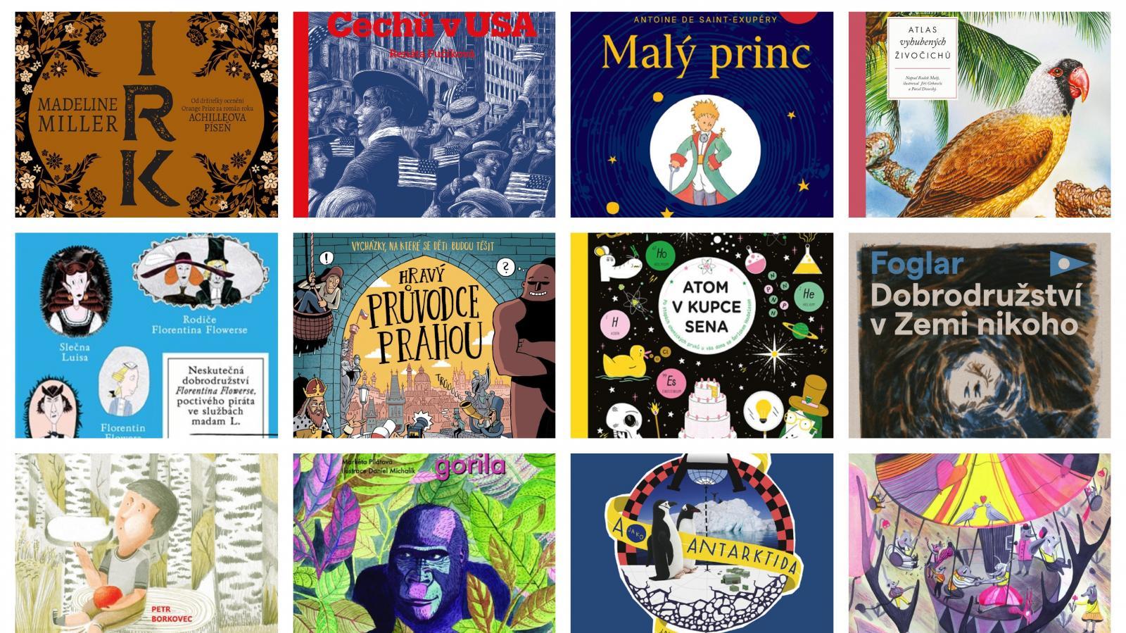 Knihy oceněné Zlatou stuhou za rok 2019