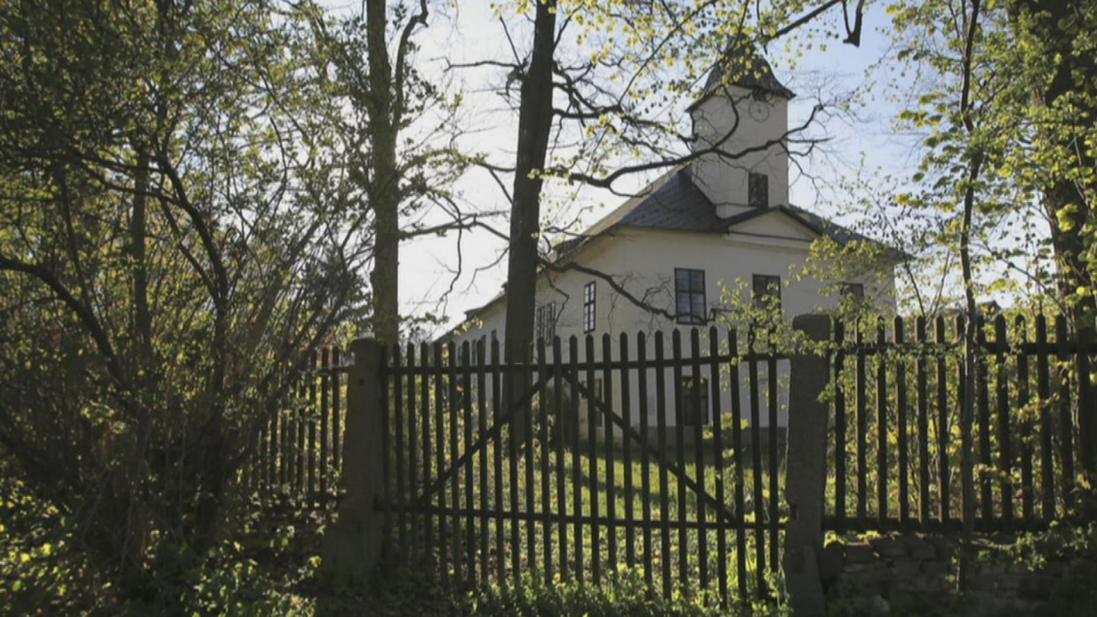 Zámek v Petrkově je spjatý s rodinou Reynkových