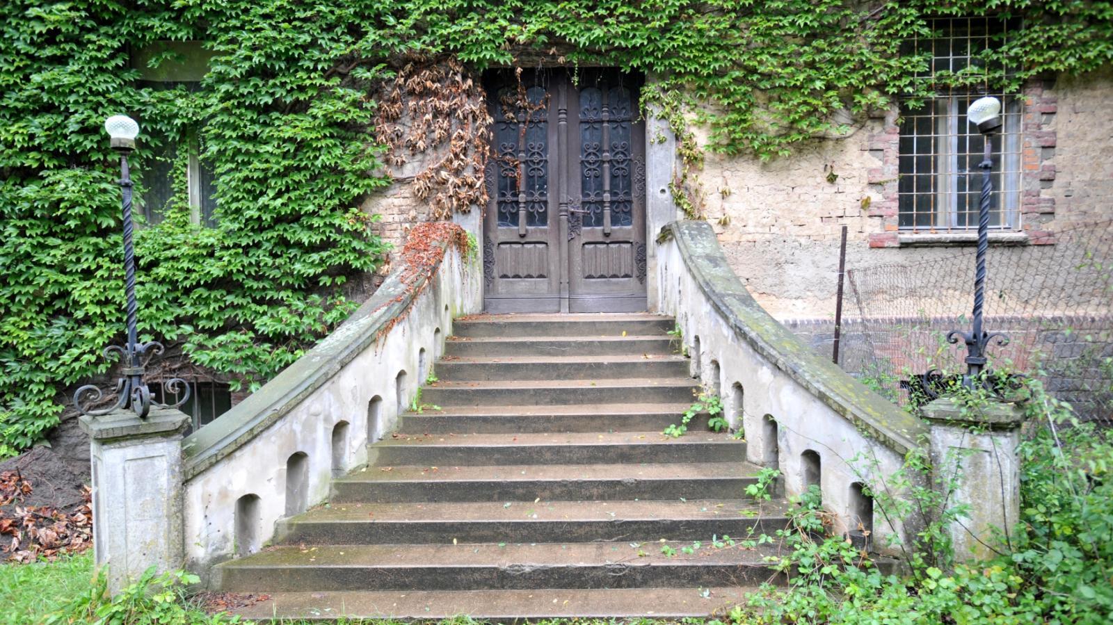 Larischova vila, takzvaný Zámeček