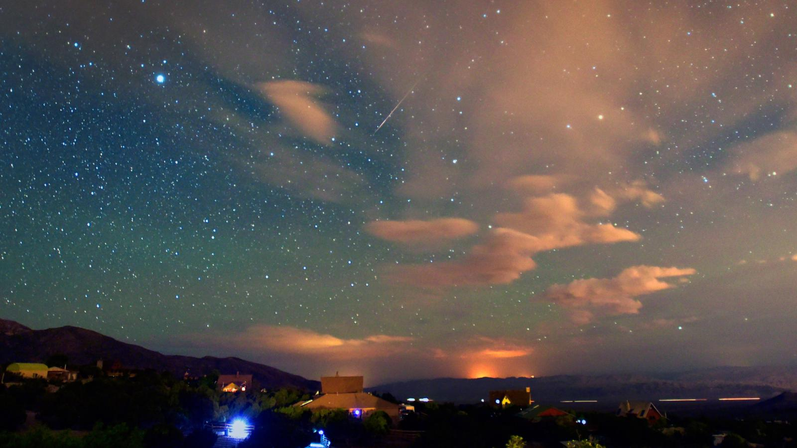 Meteorický roj Perseidy