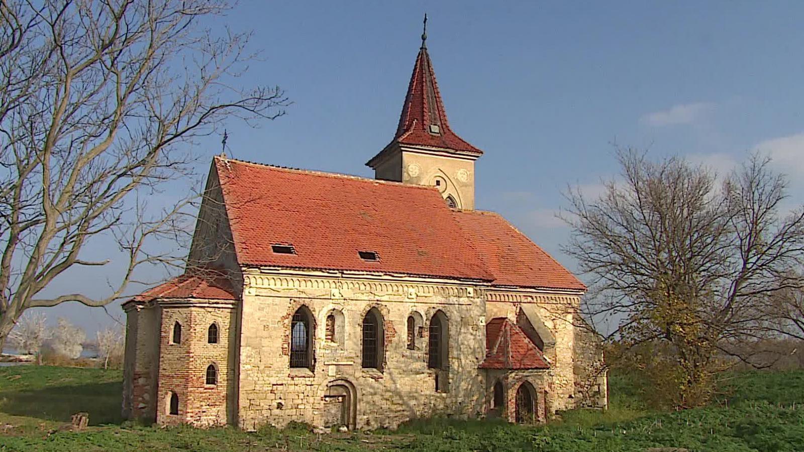 Kostel svatého Linharta na Nových Mlýnech