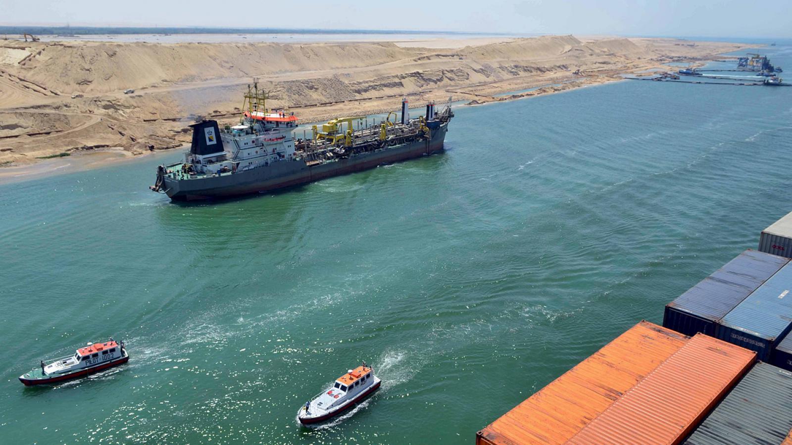Nový Suezský kanál