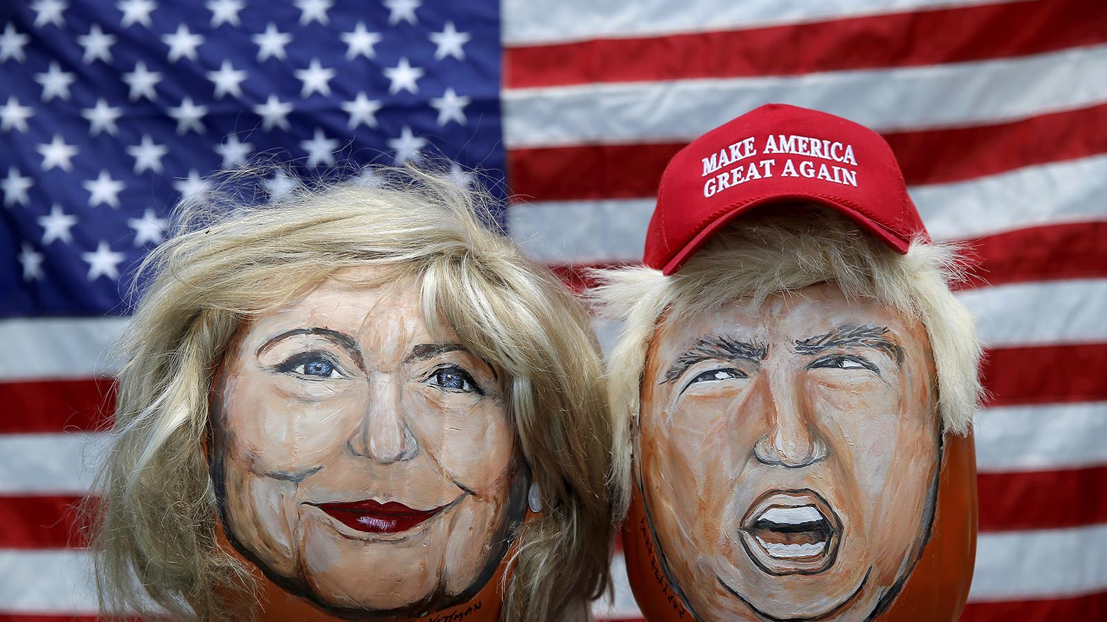 Kandidáti prezidentských voleb v lidové tvořivosti