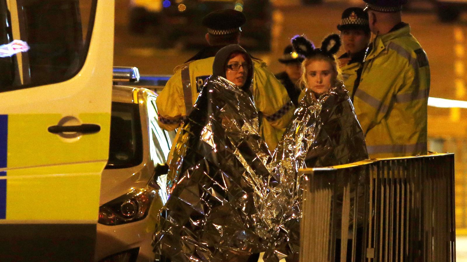 Po útoku v Manchesteru