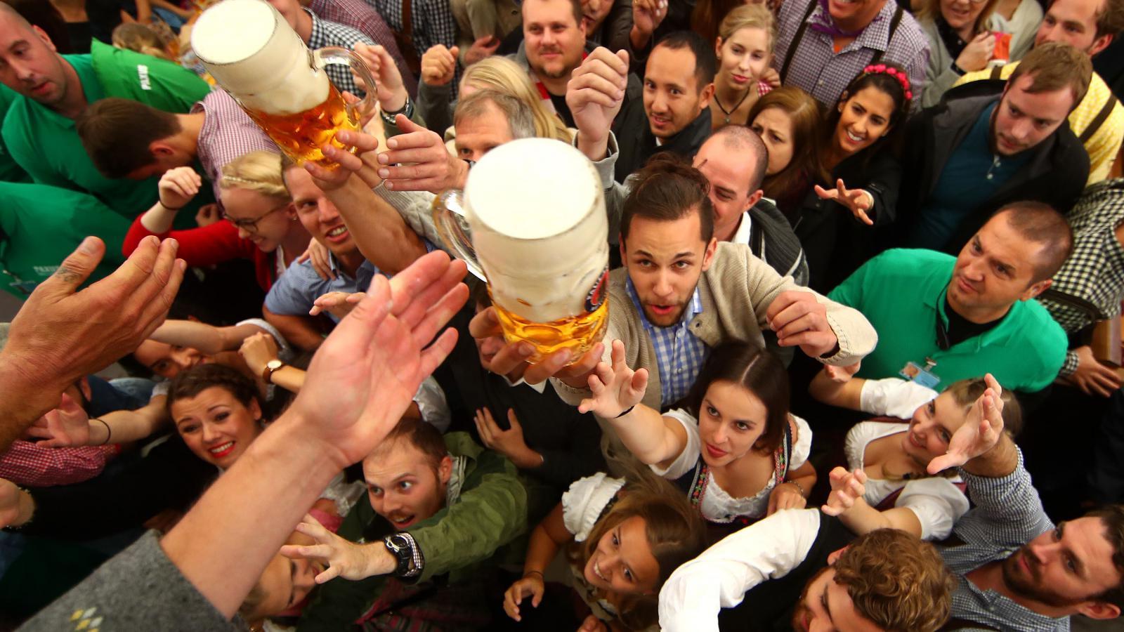 V Mnichově začal Okoberfest