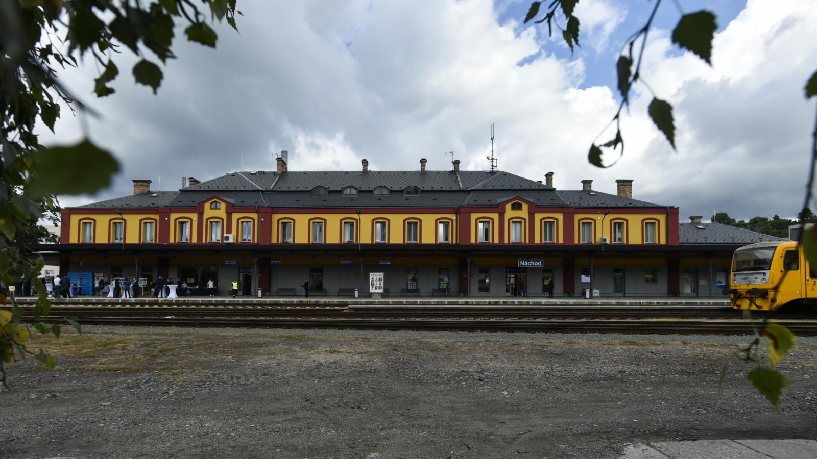 Náchodské nádraží