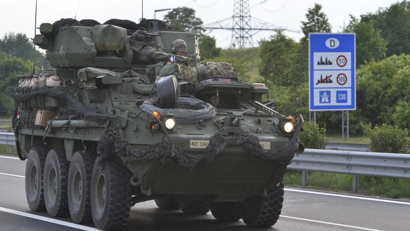 Konvoj americké armády