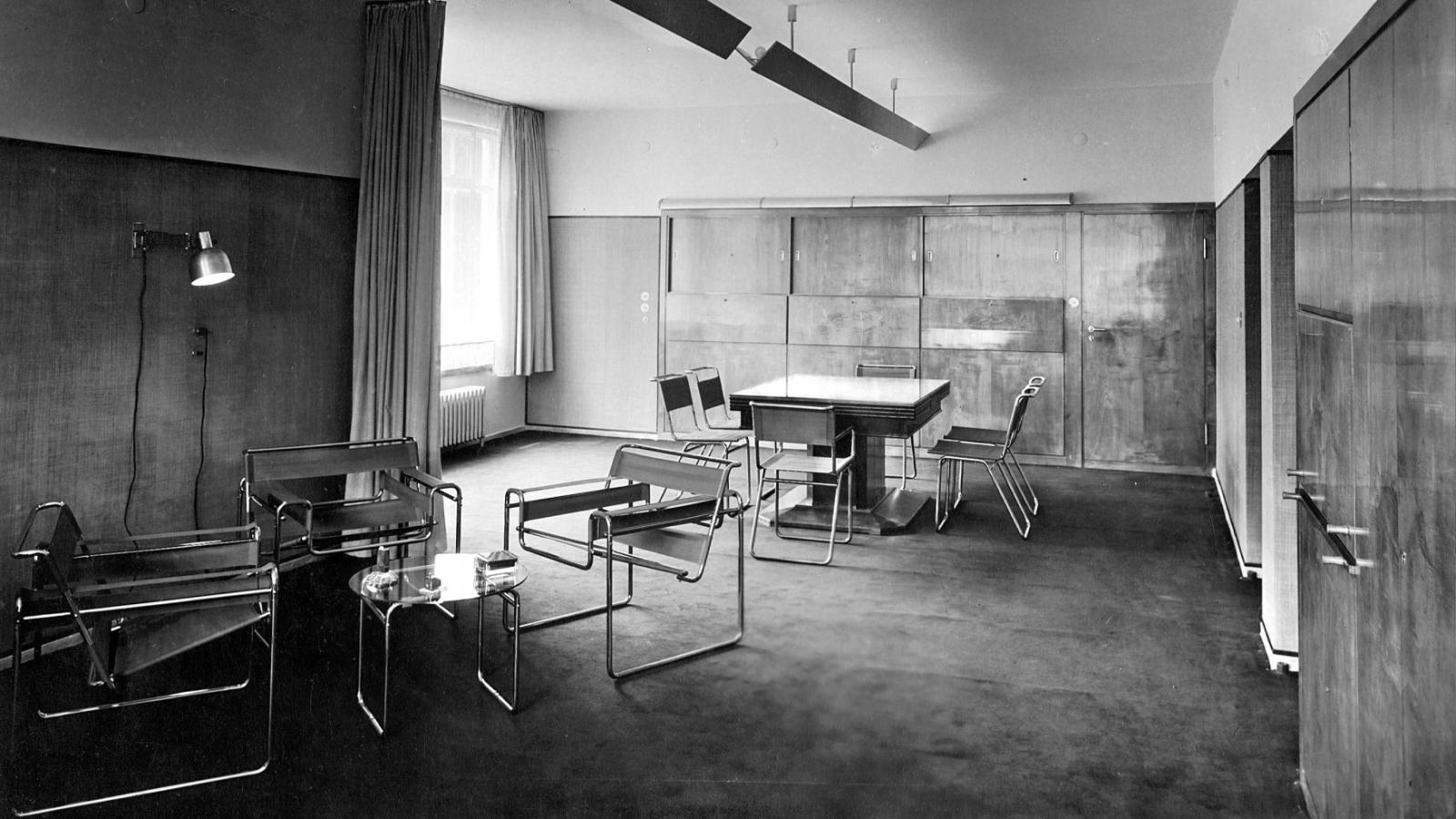 100 let Bauhausu