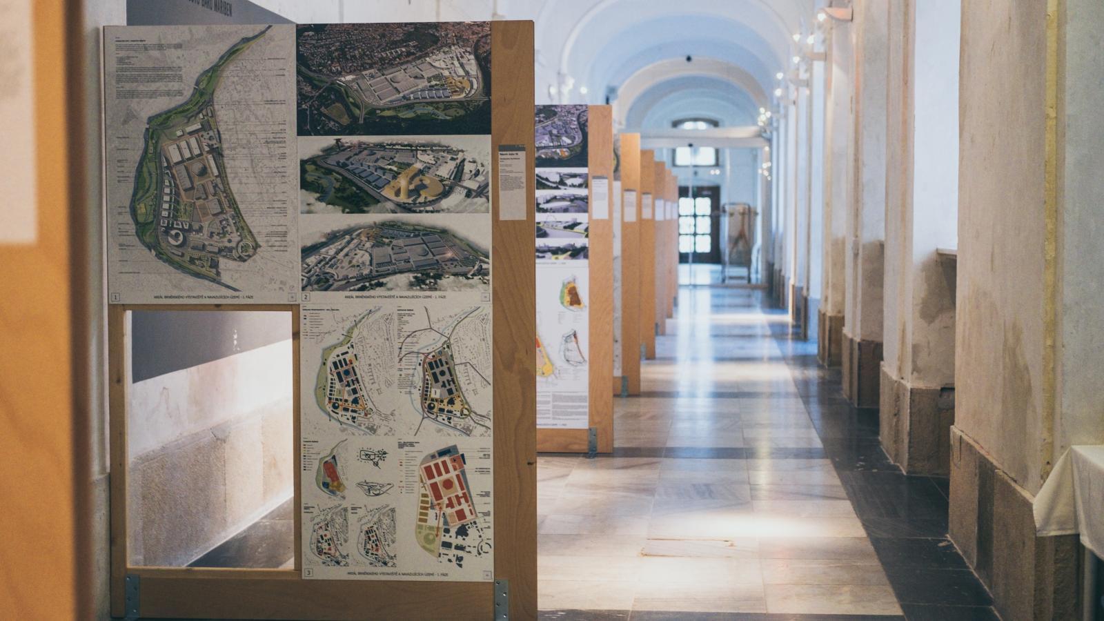 Výstava Urban centru
