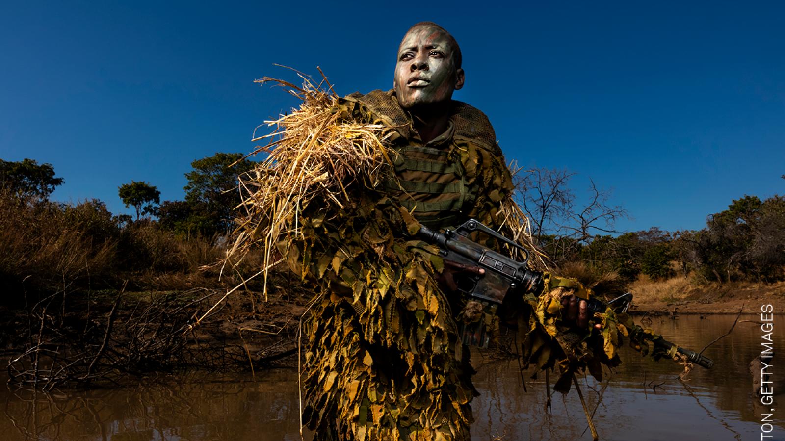 Nominace na World Press Photo 2019 v kategorii Životní prostředí