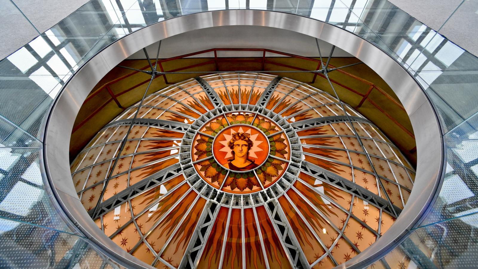 Kupole Národního muzea