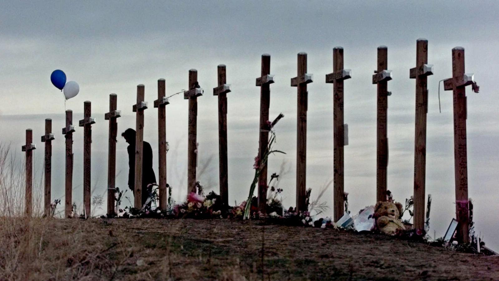 Památník obětí střelby v Columbine
