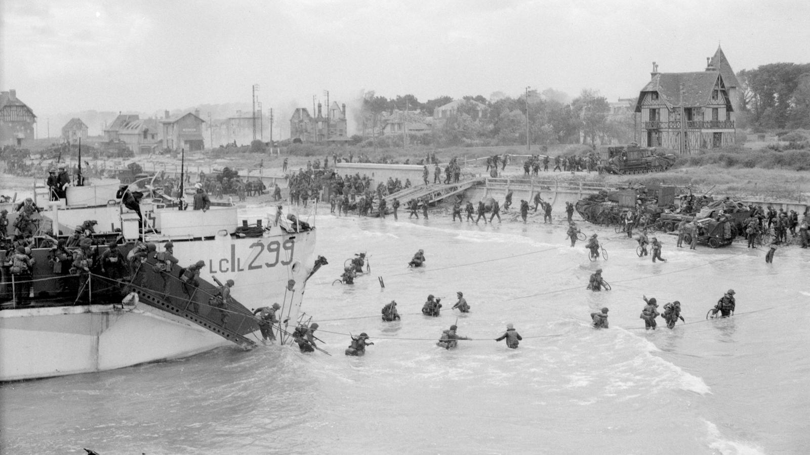 Vylodění v Normandii