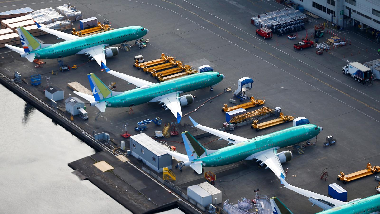 Letadla Boeingu