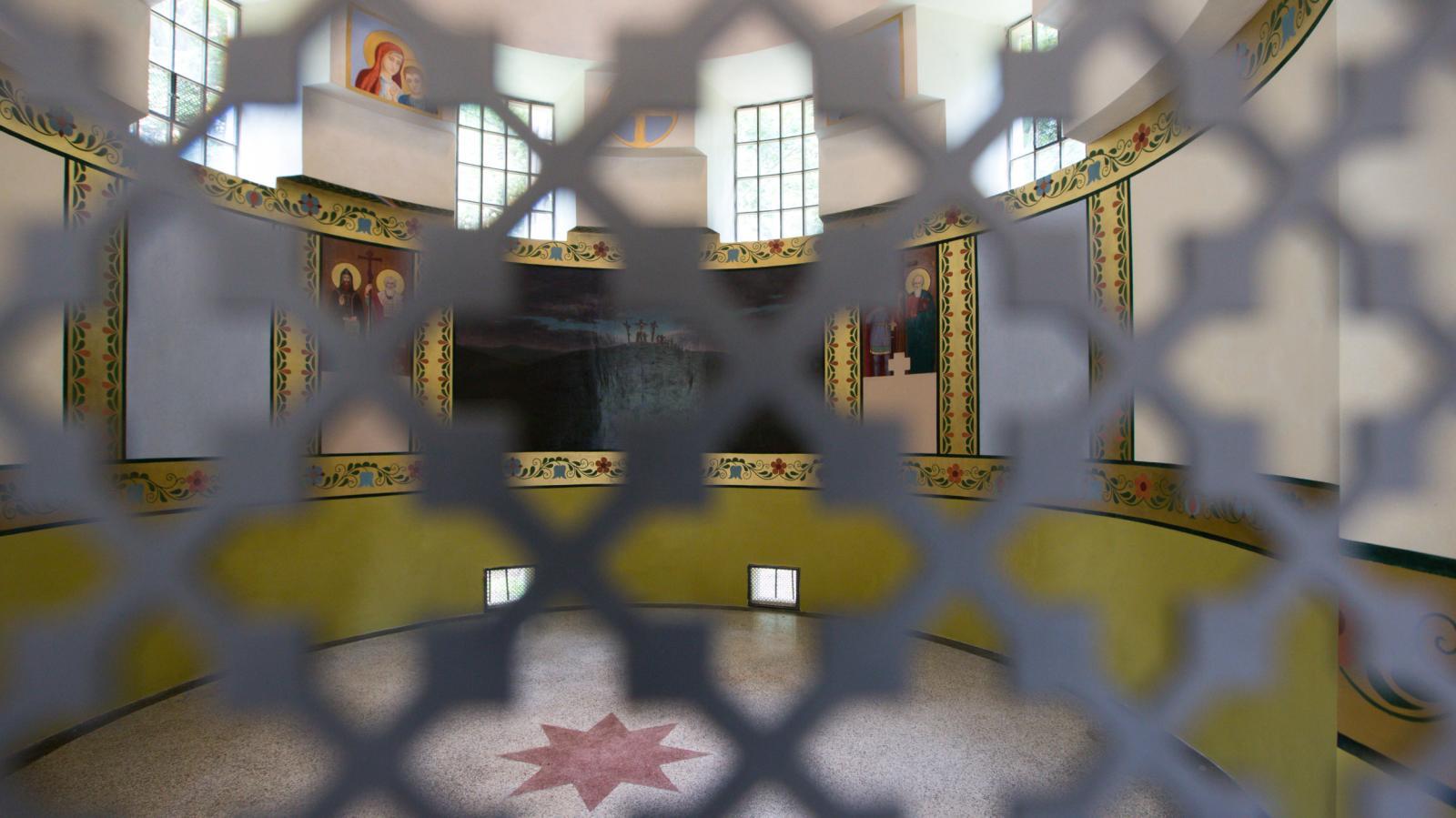 Opravené Jihoslovanské mauzoleum v Olomouci