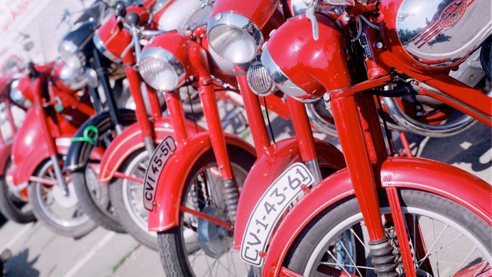 Motorky Jawa