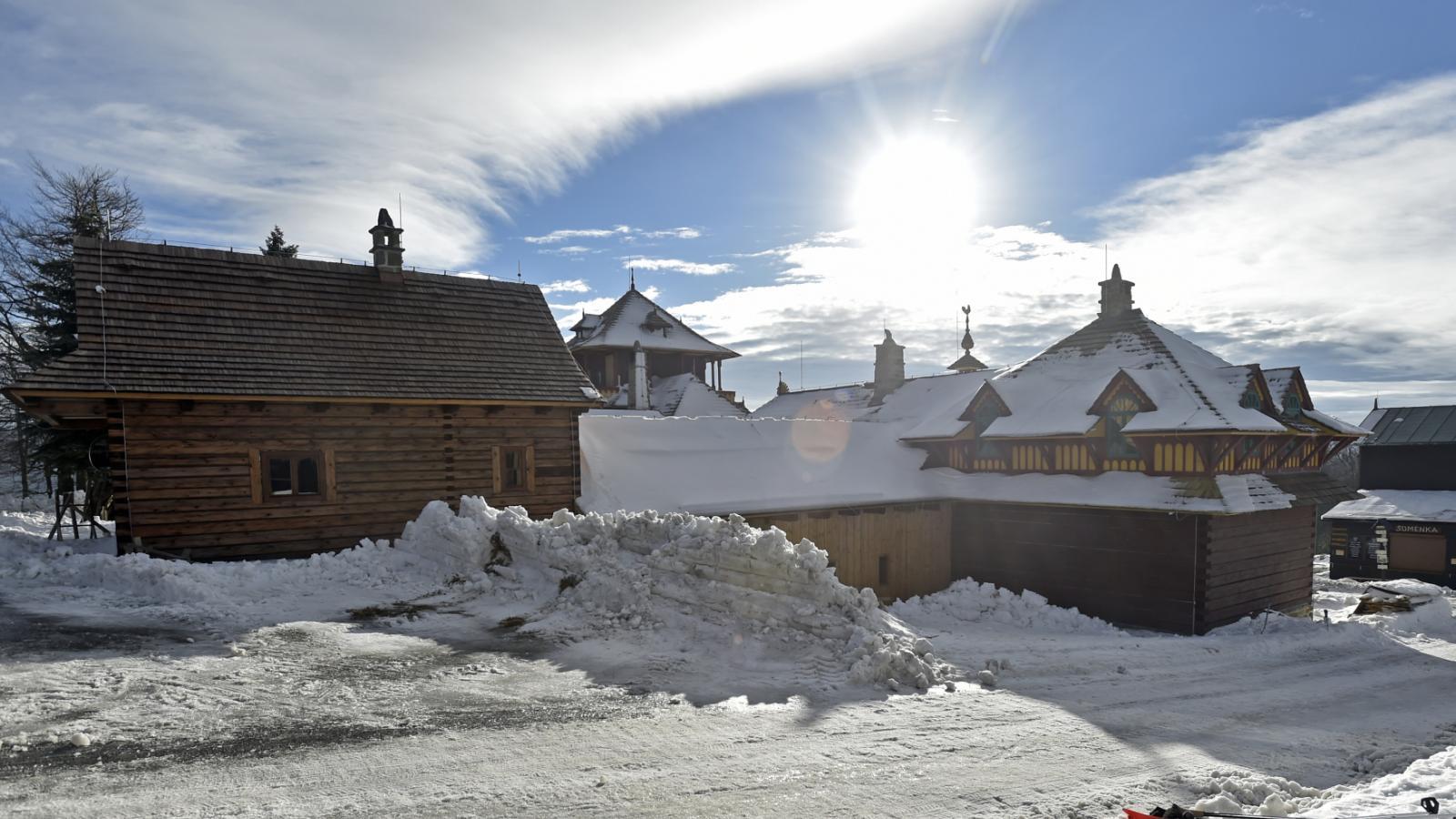 Chata Libušín