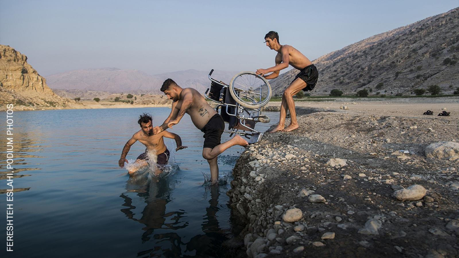 Nominace World Press Photo 2021 v kategorii Sport