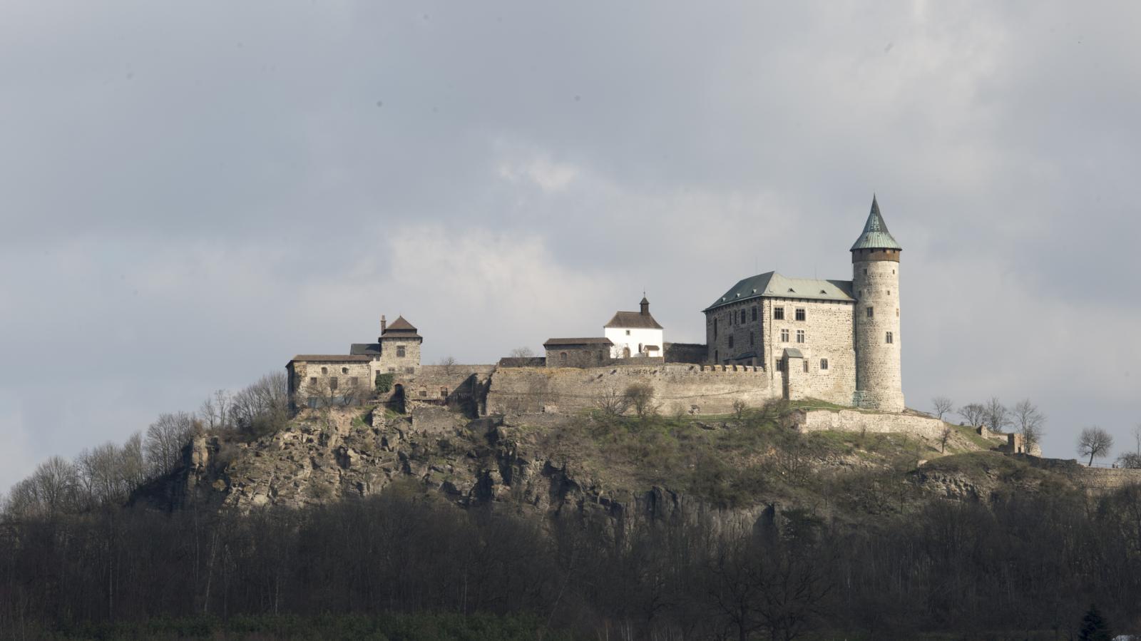 Návštěvníci hradu Kunětická hora v Rábech na Pardubicku si budou moci prohlédnout desítky let nepřístupné části
