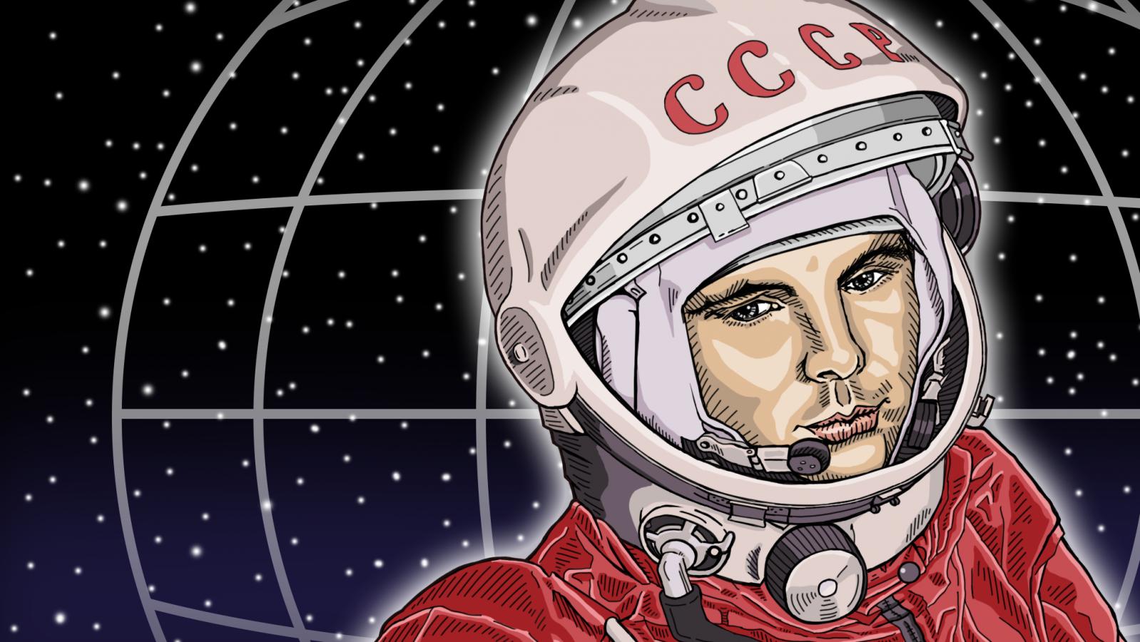 Gagarinův let do vesmíru