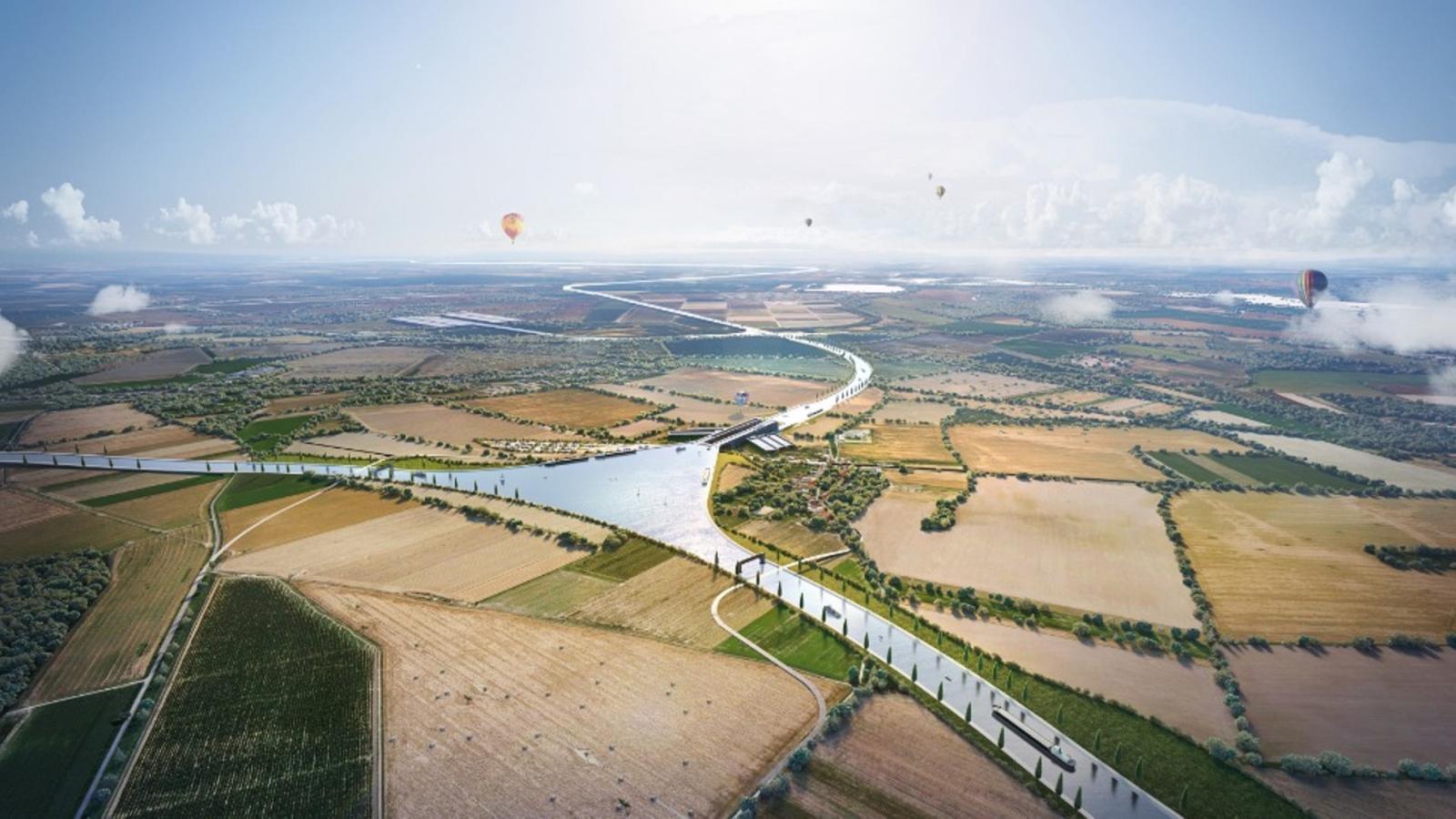 Kanál Dunaj–Odra–Labe