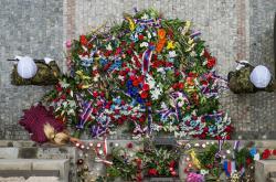 Lidé v Liberci si 21. srpna 2018 připomněli výročí 50 let od invaze vojsk Varšavské smlouvy do Československa v srpnu 1968.