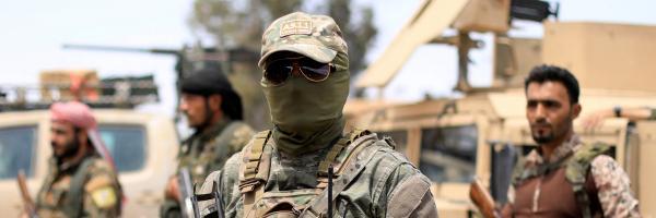 Syrské demokratické síly (SDF)