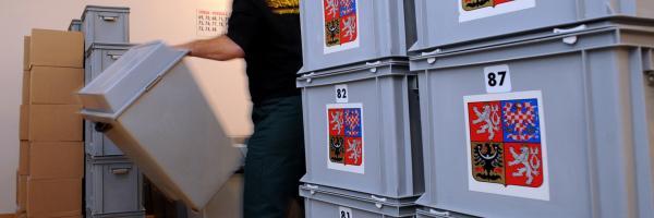 Příprava voleb