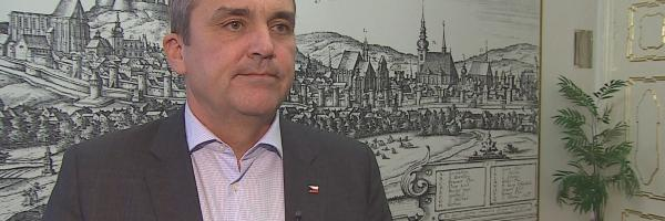 Petr Vokřál (ANO), primátor města Brna