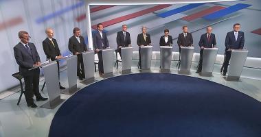 Volební debata –ilustrační