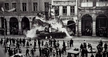 Sovětská invaze v Liberci
