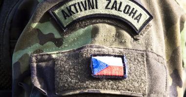 Ilustrační foto - česká armáda